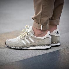 adidas City Marathon PT (grau) - 43einhalb Sneaker Store Fulda