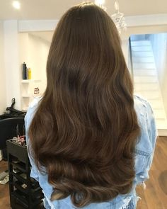 Luscious Balayage With Subtle Purple Tones - 20 Stunning Examples of Mushroom Brown Hair Color - The Trending Hairstyle Brown Blonde Hair, Brown Hair With Highlights, Light Brown Hair, Brown Hair Colors, Brunette Hair, Dark Brown, Coffee Brown Hair, Coffee Hair, Brown Hair Trends