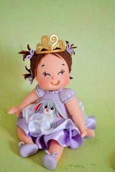 Topo De Bolo Princesinha Sofia