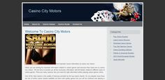 Casino City Motors provides a very authentic and informative information about casino gambling All Games, Latest Updates, Photo Online, Casino Games, Mind Blown, Motors, Slot, Cool Photos, Adventure