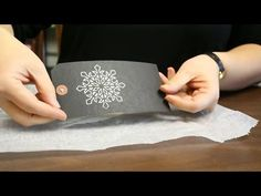 Balzer Designs: ScanNCut Technique: Embossing with the Universal Pen Holder