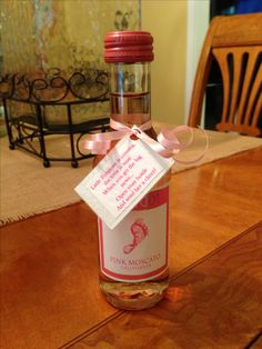 Baby Shower Favor