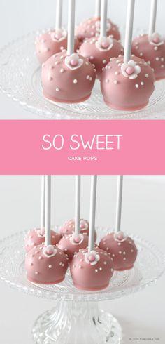 SO SWEET - Cake Pops