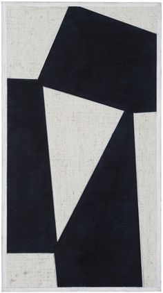 Frank Van Hiel - Stacked Form no. 1 - 2015 - potlood, lakverf en acryl op doek op paneel - 66 x 36,5 cm.jpg 349×625 pixels