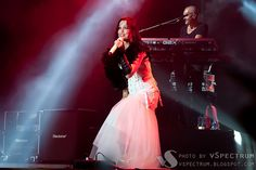 Tarja Turunen and Christian Kretschmar live at Masters of Rock, Czech Republic, 17/062016 #tarja #tarjaturunen #mastersofrock PH: vSpectrum http://vspectrum.blogspot.com.ar/2016/07/tarja-masters-of-rock-2016-vizovice.html