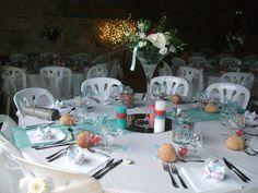idée décoration table mariage