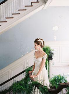 Selma Mansion/Mason Estate +Photography of Balcony w/ decoration