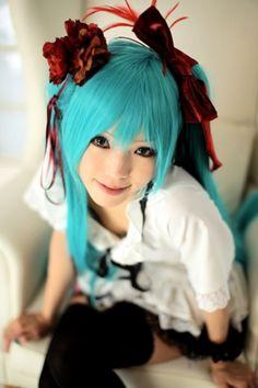 Hatsune Miku World is Mine (Vocaloid)