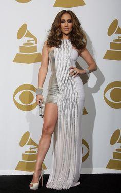 Resultado de imagen para jennifer lopez grammy music awards 2010