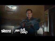Starz's Ash vs Evil Dead Season 1 San Diego ComicCon Trailer