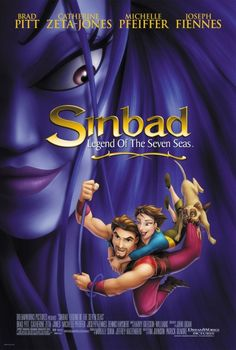 All Movie Posters and Prints for Sinbad: Legend of the Seven Seas | JoBlo Posters
