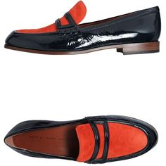 MARC BY MARC JACOBS Moccasins ($198) ❤ liked on Polyvore