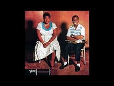Ella Fitzgerald and Louis Armstrong - Ella and Louis (1956) - [Classic V...