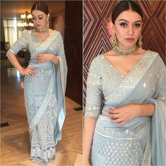 Book your dress now, Completely stitched Customized in all colorsfor Order booking & Price details w Saree Blouse Patterns, Saree Blouse Designs, Dress Indian Style, Indian Dresses, Indian Saris, Indian Wedding Outfits, Indian Outfits, Red Lehenga, Anarkali