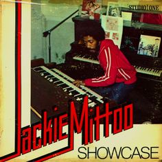 JACKIE MITTOO - Showcase ℗ 1982, Studio One