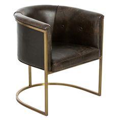 Calvin Chair  - ELLEDecor.com