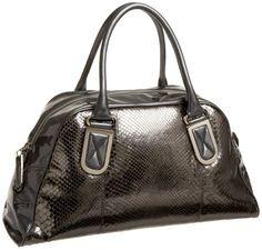 b5689954290a Badgley Mischka Couture Tess Dome Satchel, $3,450.00 Cute Handbags, Best  Handbags, How To