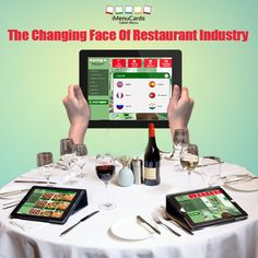 We are here to revolutionize the restaurants industry. Know more here: www.imenucards.in  #tabletmenu #imenu #restaurants