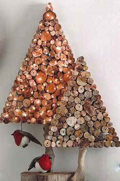 Log In - 25 Alternative Christmas Trees To Try This Year - Photos