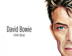 """Check out new work on my @Behance portfolio: """"David Bowie"""" http://be.net/gallery/33023541/David-Bowie"""