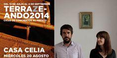 Concierto de Casa Celia en Santiago de Compostela. Ocio en Galicia