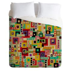 Brian Buckley The South End Duvet Cover | DENY Designs Home Accessories