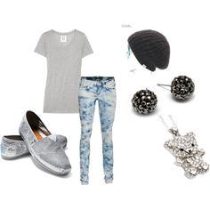 Designer Clothes, Shoes & Bags for Women Toms Outfits, Fashion Outfits, Fashion Sets, Teen Fashion 2014, Womens Fashion, School Today, Cute Outfits For School, Swagg, Diy Clothes