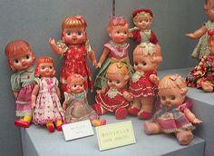 セルロイド人形  Celluloid Dolls