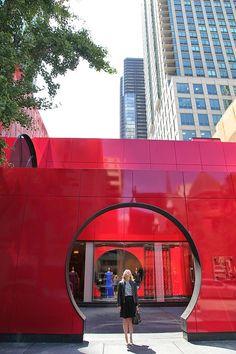 Ikram - a secret café atop an iconic boutique in Mercantile Exchange, Chicago, Von Dutch, Fashion Boutique, Big, Travel, Viajes, Destinations, Traveling