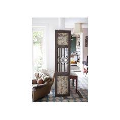 Oude houten deur, naar oude deuren Frans balkon. Nieuw hout.