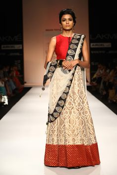 Scarlet Bindi - South Asian Fashion: Lakme Fashion Week Spring/Summer 2013: Day 5: Payal Singhal