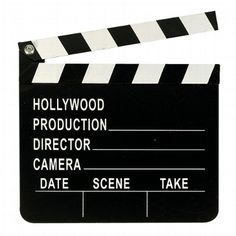 Regiettafel Hollywood