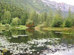 Lago di Cei - Villa Lagarina, Trento, Italy