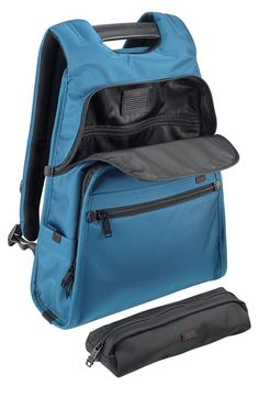 tumi slim laptop backpack