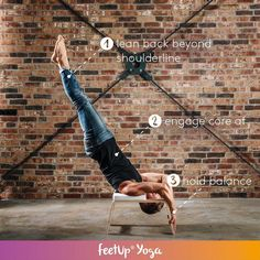 FeetUp® the Inversions Trainer for Yoga, Fitness and Relaxation Fitness Workouts, Yoga Fitness, Yoga Inversions, Yoga Handstand, Yoga Sequences, Kundalini Yoga, Ashtanga Yoga, Full Body Yoga Workout, Yoga Trainer