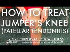 Knee Pain on runs? Cheap and easy way to manage Patellar Tendonitis! Patellar Tendonitis Exercises, Knee Tendonitis, Knee Taping, Sports Chiropractor, Denver, Knee Problem, Knee Arthritis, Rheumatoid Arthritis, Hip Problems