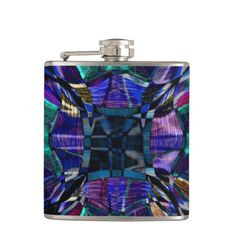 ==>>Big Save on          Blue Fractal Pattern Hip Flask           Blue Fractal Pattern Hip Flask lowest price for you. In addition you can compare price with another store and read helpful reviews. BuyDiscount Deals          Blue Fractal Pattern Hip Flask Review on the This website by click...Cleck link More >>> http://www.zazzle.com/blue_fractal_pattern_hip_flask-256904610650668670?rf=238627982471231924&zbar=1&tc=terrest