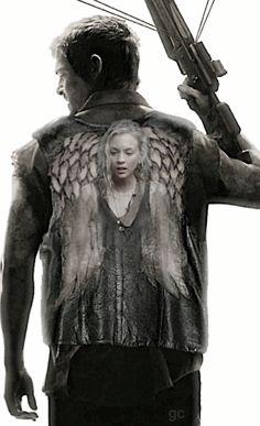 Daryl Dixon The Walking Dead #gc Goodbye Beth