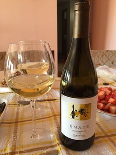Enate Chardonnay 2013 #Somontano