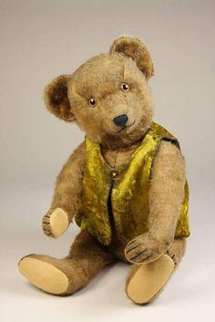 Charakter-Teddy Kersa,42cm,1930erJahre,sehr selten