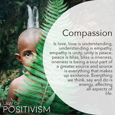 Compassion for Yourself and others. Compassion for those that are like and not like you. Compassion for earth and water. Compassion for animals and plants. Compassion for those in need and those of abundance. Compassion for your inner child and past wounds. Compassion for those in pain and fear. Compassion for the process of life and your vulnerability. Compassion is love, in a different form. With compassion we can create peace, both within and around #compassion #loveandcompassion…