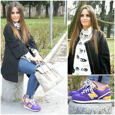 Annalisa Masella (www.insideme.it) - Poems London, Dondup, New Balance, 3.1 Phillip Lim, Au Jour Le Jour, Radà - A look comfortable on my first day in Milan