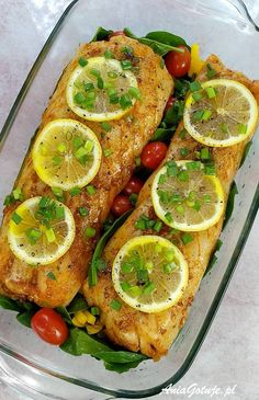 Polish Recipes, Polish Food, Cooking Recipes, Healthy Recipes, Healthy Food, Good Food, Yummy Food, Tortellini, Seafood