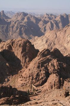 I can't even imagine how awesome it would be to climb mt sinai