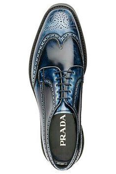 prada wingtip shoes