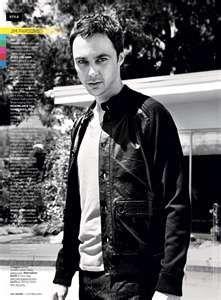 Sheldon Cooper.... In a strange way...yes, he is a hottie!!
