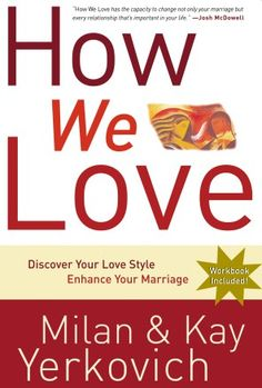 How We Love - resource for couples