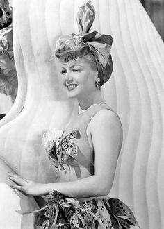 Lana Turner, Ziegfeld Girl  (1941)