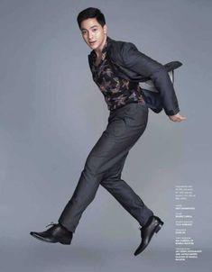 Male Fashion Trends: Alden Richards   Garage Magazine 10 th Anniversary Issue Alden Richards, Male Fashion, Fashion Trends, 10 Anniversary, Leather Pants, Garage, Magazine, Moda Masculina, Cover Pages