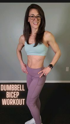 Killer Arm Workouts, Arm Fat Exercises, Health And Fitness Expo, Fitness Workout For Women, Slim And Fit, Fat To Fit, Dumbbell Bicep Workout, Workout Challenge, Upper Body